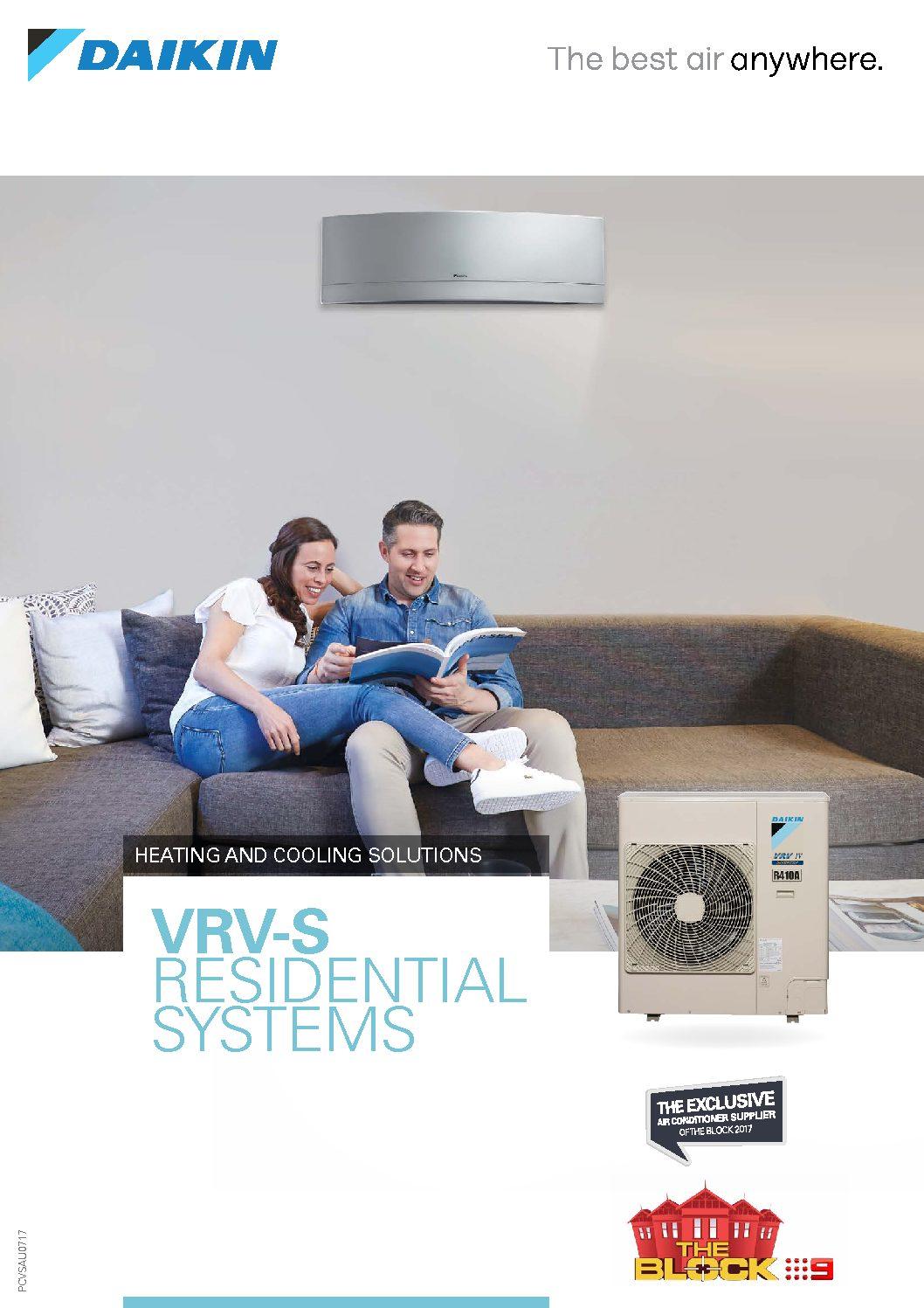 Daikin VRV Residential